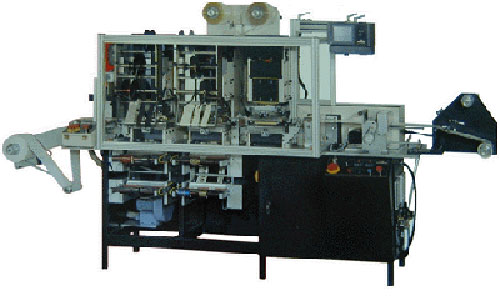 Franklin Model 164 Hot Stamping Machine, Laminating and Die-Cutting Press