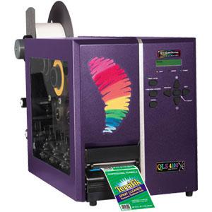 Qls  Xe Digital Color Thermal Label Printer
